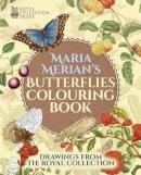 Merian, Maria Sibylla - Maria Merian's Butterflies Colouring Book - 9781784286378 - V9781784286378