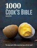 - Cooks Bible - 9781784406844 - V9781784406844