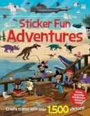 That, Imagine - Sticker Fun Adventures - 9781784453565 - V9781784453565