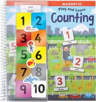 Linn, Susie - Counting (Wirobound Magnetic Play and Learn) - 9781784456801 - V9781784456801