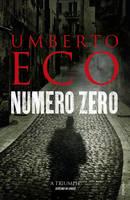 Eco, Umberto - Numero Zero - 9781784701826 - V9781784701826