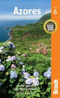 Sayers, David, Stewart, Murray - Azores (Bradt Travel Guide Azores) - 9781784770235 - V9781784770235