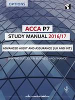 #value! - ACCA P7 Study Manual: Advanced Audit and Assurance 2016 - 9781784801397 - V9781784801397