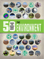 Green, Jen - 50 Things you should know about: The Environment (50 Things You Should Know Abt) - 9781784935627 - V9781784935627