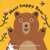 - Little Faces: Meet Happy Bear - 9781784936259 - V9781784936259