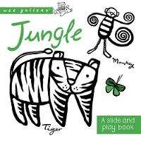 Sajnani, Surya - Wee Gallery Board Books: Jungle - 9781784936617 - V9781784936617