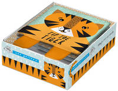 Surya Sajnani - Wee Gallery Cloth Books: Tip Toe Tiger - 9781784937119 - V9781784937119