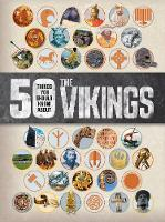 Parker, Philip - 50 Things You Should Know About the Vikings - 9781784937904 - V9781784937904