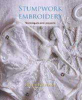 Richman, Helen - Stumpwork Embroidery: Techniques and Projects - 9781785002946 - V9781785002946