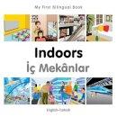 Milet Publishing - My First Bilingual Book–Indoors (English–Turkish) - 9781785080159 - V9781785080159