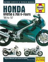 Anon - Honda VFR750 & 700 V-Fours Motorcycle Repair Manual: 86-97 - 9781785210396 - V9781785210396