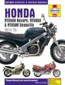 Anon - Honda NTV600 Revere, NTV650 & NTV650V Deauville Motorcycle Repair Manual: 88-05 - 9781785210402 - V9781785210402