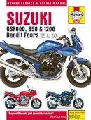 Anon - Suzuki GSF600, 650 & 1200 Bandit Fours Motorcycle Repair Manual - 9781785210518 - V9781785210518
