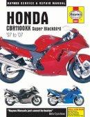 Anon - Honda CBR1100XX Super Blackbird Motorcycle Repair Manual - 9781785210525 - V9781785210525