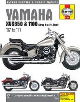 Mather, Phil - Yamaha XVS650 & 1100 (Drag Star, V-Star) Service and Repair Manual: 1997 to 2011 - 9781785212697 - V9781785212697