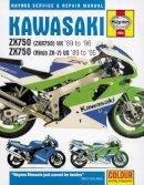 - Kawasaki ZX750 Fours Service and Repair Manual - 9781785212727 - V9781785212727