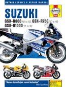 Editors of Haynes Manuals - Suzuki GSX-R600, R750 & R1000 Service and Repair Manual - 9781785212734 - V9781785212734