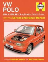 - VW Polo Service and Repair Manual - 9781785212758 - V9781785212758