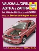 - Vauxhall Opel Astra & Zafira Service and Repair Manual - 9781785212888 - V9781785212888