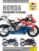 Coombs, Matthew - Honda CBR1000RR Fireblade Service and Repair Manual: 04-07 - 9781785212970 - V9781785212970