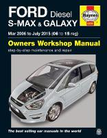 Anon - Ford S Max & Galaxy Diesel Owners Workshop Manual: 2006-2015 - 9781785212994 - V9781785212994