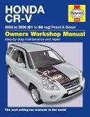 - Honda CR-V Owners Workshop Manual - 9781785213151 - V9781785213151