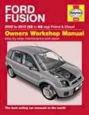 Storey, Mark - Ford Fusion Owners Workshop Manual - 9781785213168 - V9781785213168