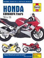 Anon - Honda CBR600 F4 Motorcycle Service and Repair Manual - 9781785213175 - V9781785213175