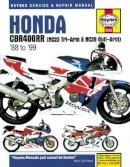 Anon - Honda CBR400RR Fours Motorcycle Repair Manual - 9781785213212 - V9781785213212