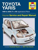 Anon - Toyota Yaris Owners Workshop Manual - 9781785213243 - V9781785213243