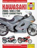 Anon - Kawasaki Zx900, 1000 & 1100 Liquid-Cooled Fours Motorcycle Repair Manual - 9781785213281 - V9781785213281
