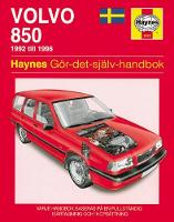 Anon - Volvo 850 Service and Repair Manual 2016 (Swedish Edition) - 9781785213397 - V9781785213397