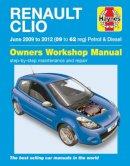 Storey, M. - Renault Clio Petrol & Diesel Owners Workshop Manual - 9781785213403 - V9781785213403