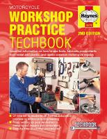 Haynes, John - Motorcycle Workshop Practice Techbook - 9781785213762 - V9781785213762