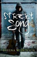 Sheena Wilkinson - Street Song - 9781785300899 - V9781785300899