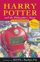 Rowling, J.K. - Harry Potter and the Philosopher's Stane: Harry Potter and the Philosopher's Stone in Scots (Scots Edition) - 9781785301544 - V9781785301544