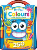 - My First Colours - 9781785572456 - KRA0000148