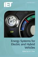 Chau (ed) - Energy Systems for Electric and Hybrid Vehicles - 9781785610080 - V9781785610080