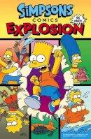 Groening, Matt - Simpsons Comics - Explosion - 9781785651786 - V9781785651786