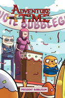 Titan Comics, Josh Trujillo, Zack Sterling - Adventure Time OGN - 9781785853289 - V9781785853289
