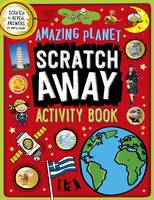 Make Believe Ideas - Amazing Planet Scratch Away Activity Book - 9781785989179 - V9781785989179