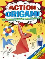 Fullman, Joe - Action Origami! - 9781785990052 - V9781785990052