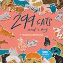 Maupetit, Lea - 299 Cats (and a dog): A Feline Cluster Puzzle - 9781786276582 - V9781786276582