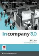 Pegg, Ed, Jr. - In Company 3.0 ESP Sales Student's Pack - 9781786328847 - V9781786328847