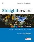 - Straightforward B1 Student Workbook Pack - 9781786329943 - V9781786329943