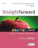 KERR, P.;CLANDFIELD, L.;JONES, C. - Straightforward split edition Level 2 Student's Book Pack B - 9781786329950 - V9781786329950
