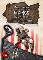 Allatson, Amy - Invaders & Conquerors: Anglo-Saxons & Vikings (History Through the Ages) - 9781786370037 - V9781786370037