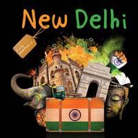 Allatson, Amy - New Delhi (A City Adventure in...) - 9781786370518 - V9781786370518
