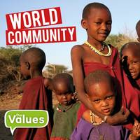 Cavell-Clarke, Steffi - World Community (Our Values) - 9781786371157 - V9781786371157