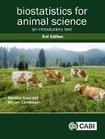 Kaps, Miroslav, Lamberson, William R. - Biostatistics for Animal Science: An Introductory Text - 9781786390356 - V9781786390356